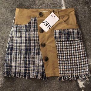 Zara skirt size S